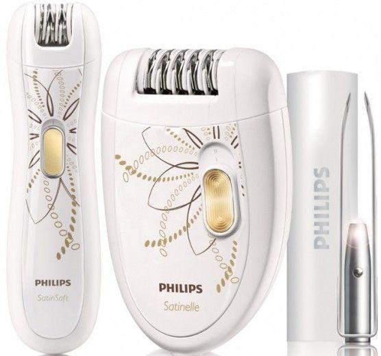 Эпилятор PHILIPS HP6540/00