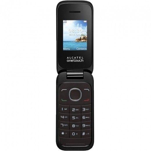 Мобильный телефон Alcatel 1035D Dark Chocolate