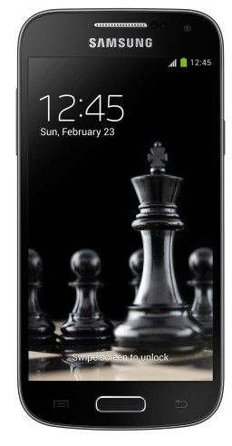 Смартфон Samsung I9190 Galaxy S4 Mini Deep Black