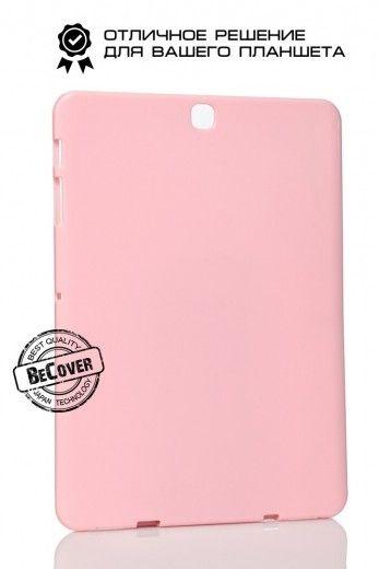 Силиконовый чехол BeCover для Samsung Tab S2 9.7 T810/T815  Pink