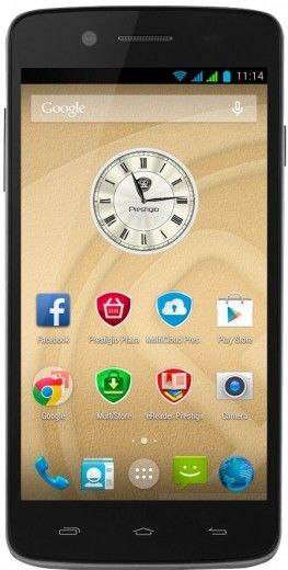 Смартфон Prestigio MultiPhone 5507 Duo Black