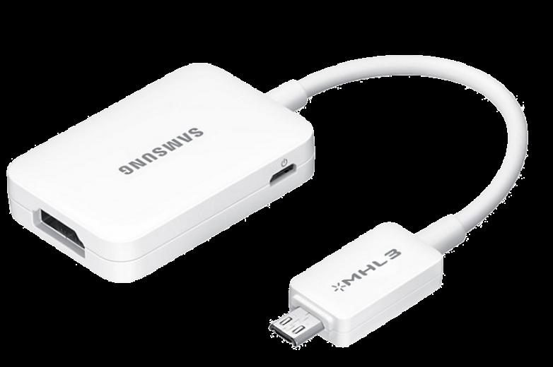 Кабель синхронизации Samsung EE-HN910FWEGRU White