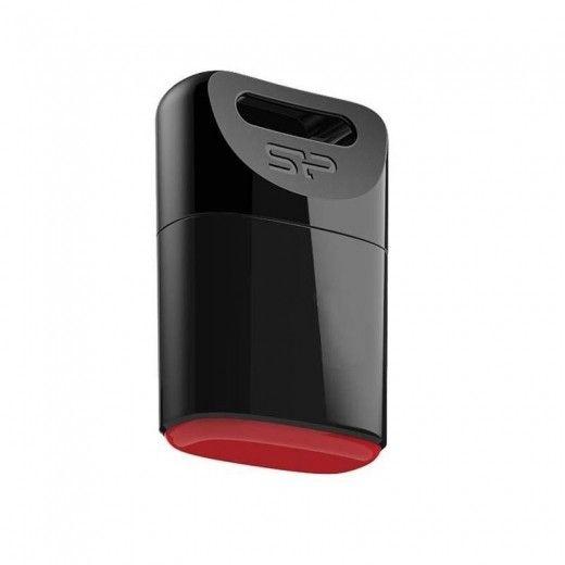 USB флеш накопитель Silicon Power 16 GB Touch T06 Black (SP016GBUF2T06V1K)