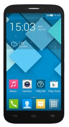 Мобильный телефон Alcatel One Touch 7047D POP C9 Dual Sim Slate