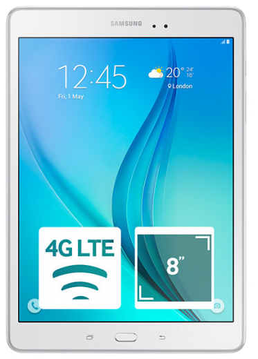 Планшет Samsung Galaxy Tab A 8 16GB LTE White (SM-T355NZWASEK)