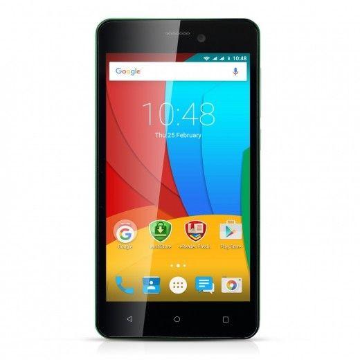 Мобильный телефон Prestigio Wize P3 3508 DUO Green