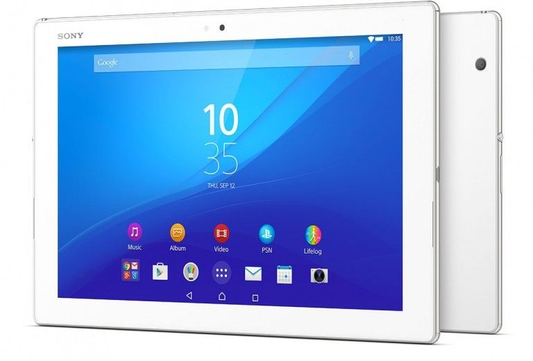 Планшет Sony Xperia Z4 Tablet 32GB 4G (SGP771) White