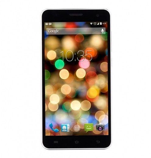 Мобильный телефон Nomi i504 Dream White/Orange