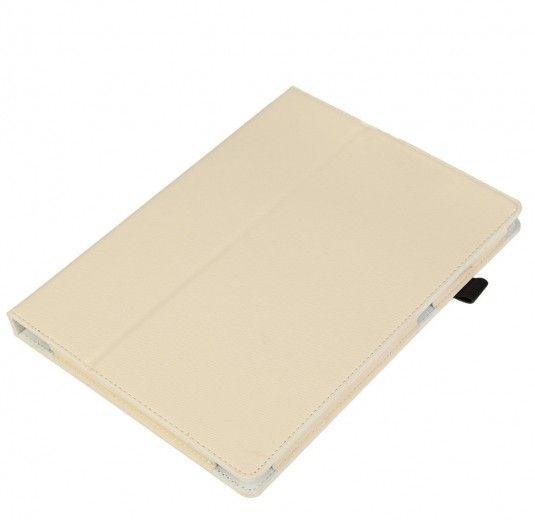 Чехол BeCover Slimbook для Lenovo Tab 2 A10-70 White