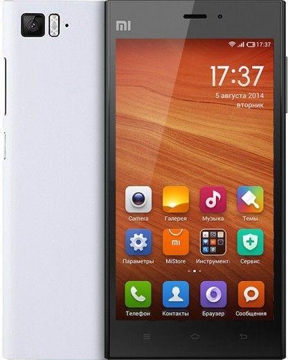 Смартфон Xiaomi Mi3 16Gb White