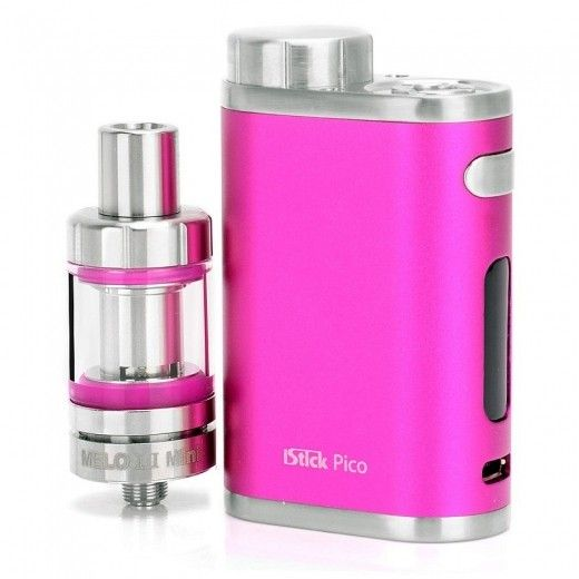 Стартовый набор Eleaf iStick Pico Kit Hot Pink (EISPKHP)