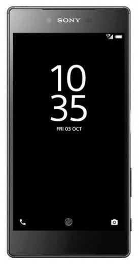 Мобильный телефон Sony Xperia Z5 Dual Premium E6883 Black