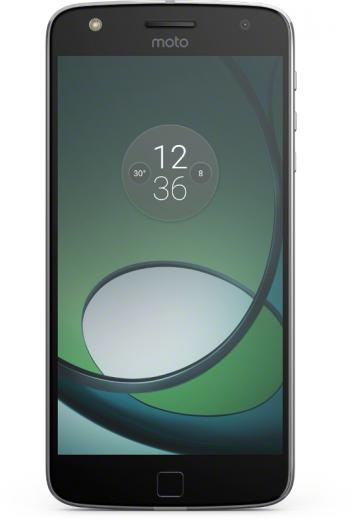 Мобильный телефон Motorola Moto Z Play (Black/Silver/Black Slate)