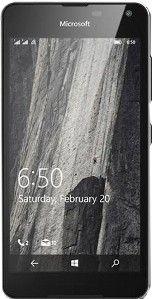 Мобильный телефон Microsoft Lumia 650 Single Sim Black