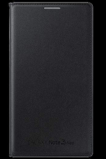 Чехол Samsung Flip Wallet для Galaxy Note 3 EF-WN750BBEGRU Black