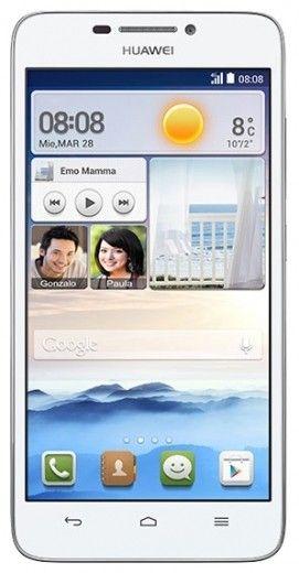 Мобильный телефон Huawei Ascend G630-U10 DualSim White