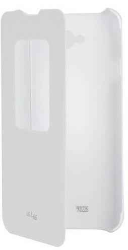 Чехол LG QuickWindow для LG L65 D285 White (CCF-450.AGEUWH)