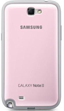 Чехол Samsung для GT-N7100 Galaxy Note II Pink (EFC-1J9BPEGSTD)
