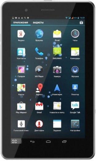 Планшет Wexler TAB 7iD 4GB 3G (TAB7ID4B3G)