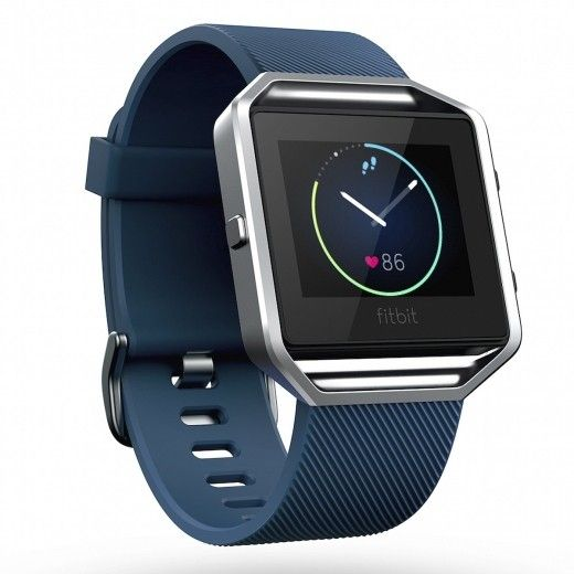 Смарт часы Fitbit Blaze Blue size S/P (XRAFB502)