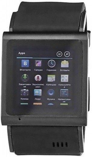 Смарт часы sWaP Social Black