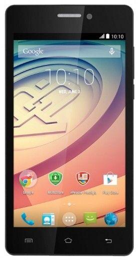Мобильный телефон Prestigio MultiPhone 3505 Muze D3 Black