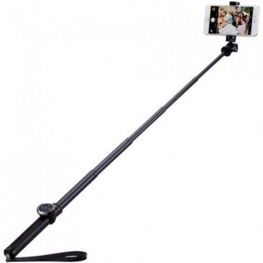 Монопод для селфи MOMAX Selfie Pro Bluetooth Selfie Pod 90cm Black (KMS4D)