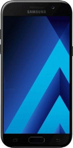 Мобильный телефон Samsung Galaxy A5 2017 Black (SM-A520FZKD)