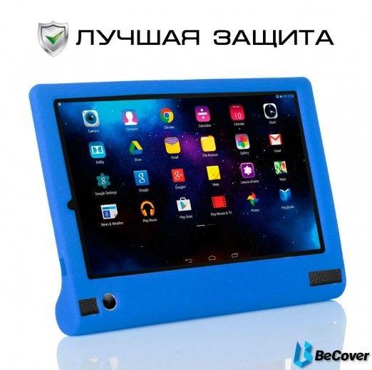 Силиконовый чехол BeCover для Lenovo Yoga Tablet 3-850 Deep Blue