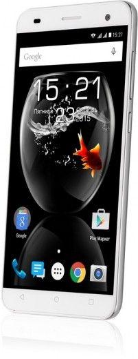 Мобильный телефон Fly FS504 Cirrus 2 White