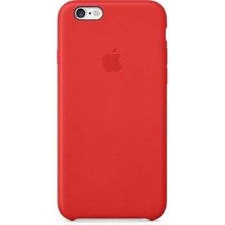 Чехол для Apple iPhone 6 Leather Case (PRODUCT) Red (MGR82ZM/A)