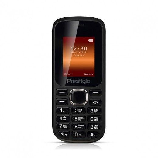 Мобильный телефон Prestigio 1180 DS Black