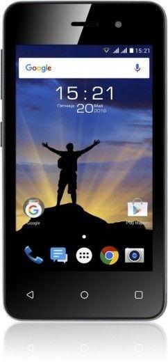 Мобильный телефон Fly FS405 Stratus 4 Black