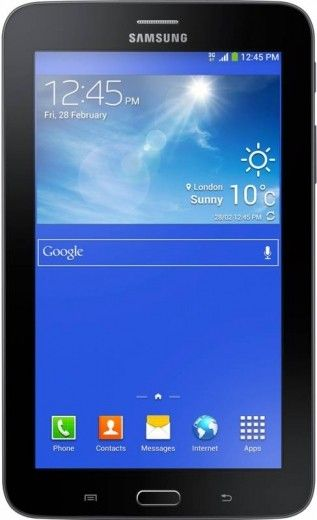 Планшет Samsung Galaxy Tab 3 Lite 7.0 8GB 3G Black (SM-T111NYKASEK)