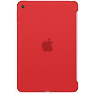 Силиконовый чехол Apple Silicone Case для  iPad mini 4 (MKLN2ZM/A) Red