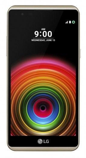 Мобильный телефон LG X Power K220DS Gold (LGK220DS.ACISGD)