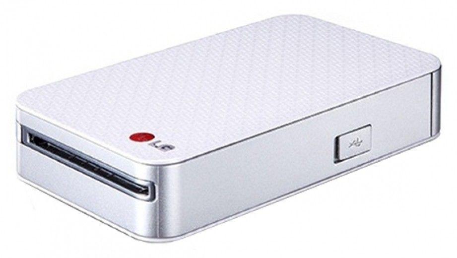 Фотопринтер LG Pocket Photo PD233