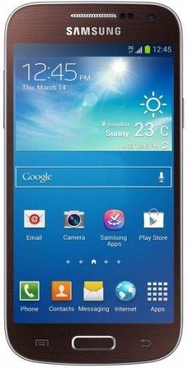 Мобильный телефон Samsung I9500 Galaxy S4 Brown