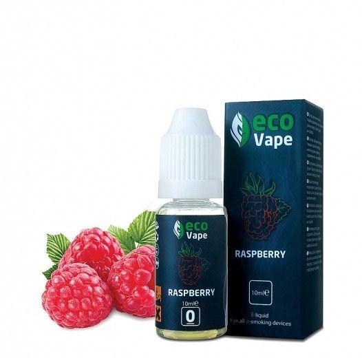 Жидкость для электронных сигарет ECO Van Vape Raspberries 0 мг/мл