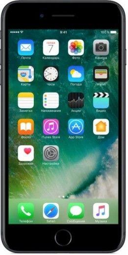 Мобильный телефон Apple iPhone 7 Plus 128GB Black