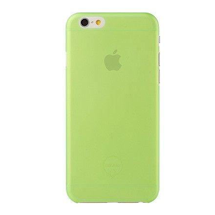 Накладка Ozaki O!coat-0.3-Jelly для iPhone 6 Green (OC555GN)