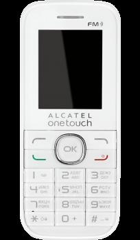 Мобильный телефон Alcatel One Touch 1046D White