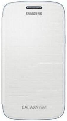 Чехол Samsung для Galaxy Core I8262 White (EF-FI826BWEGWW)