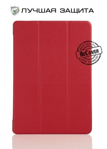 Чехол-книжка BeCover Smart Case для Asus ZenPad 10 Z300 Red