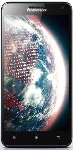 Мобильный телефон Lenovo S580 Black
