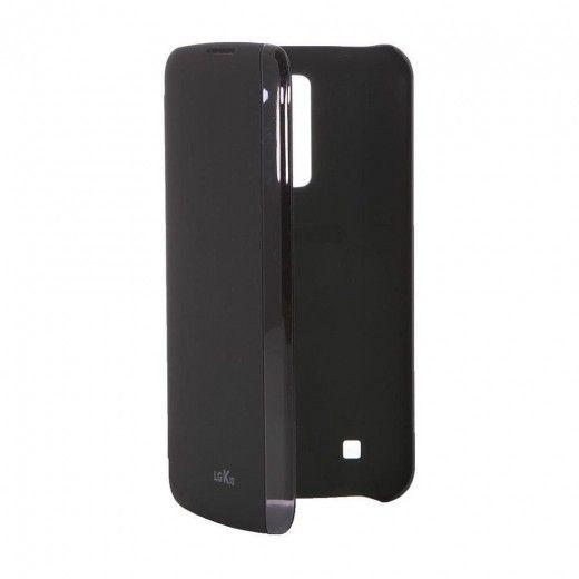 Чохол-книжка LG K10 (K430) CFV-150 Black