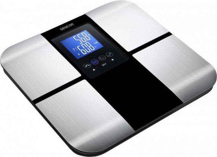 Весы напольные SENCOR SBS 6015BK