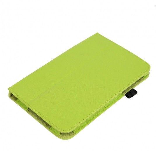 Чехол BeCover Slimbook для Samsung Tab 3 7.0 Lite T110/T111/T113/T116 Green