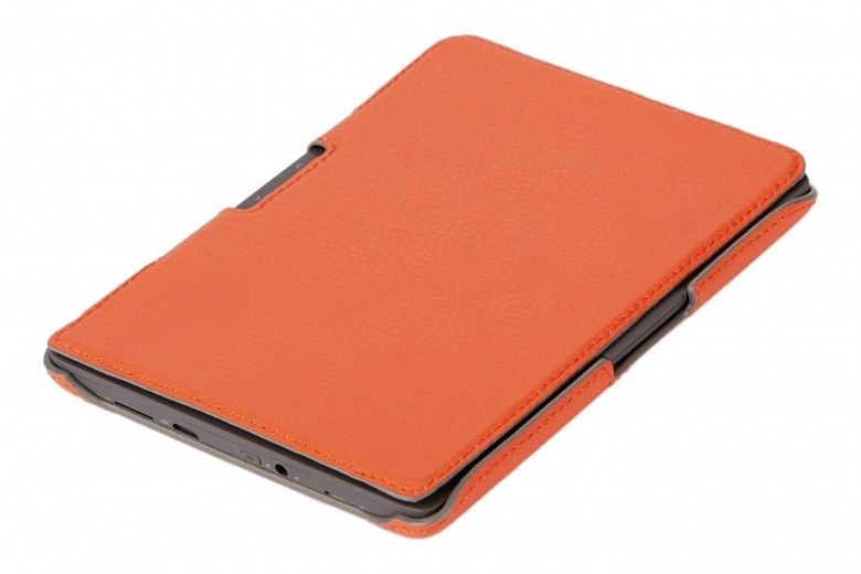Чехол AIRON CaseBook для AIRBOOK City Base/LED orange