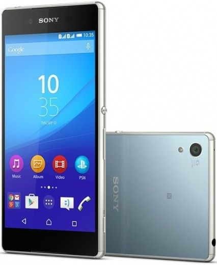 Смартфон Sony Xperia Z3+ DS E6533 Aqua Green